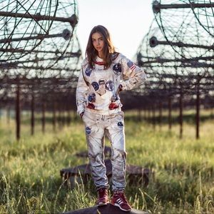 Other - Space sweat suit
